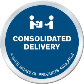 Consolidated delivery